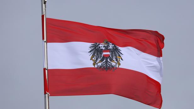 Fahne Österreich, Österreich Flagge