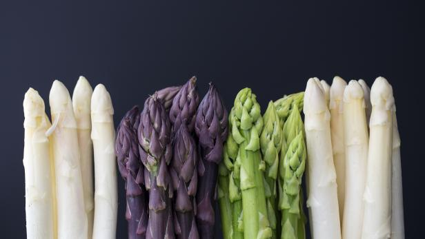 variation of asparagus